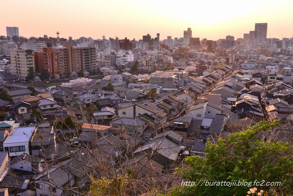 2014.04.11金沢の夕景1.1750