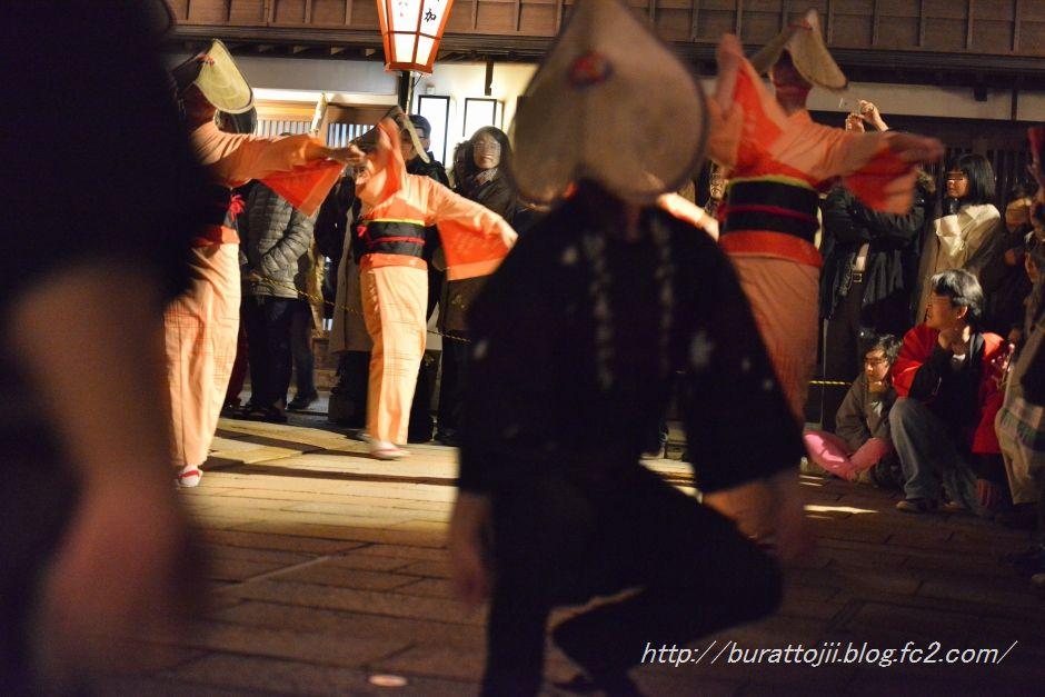 2014.04.12ひがし茶屋街おわら風の盆おどり4