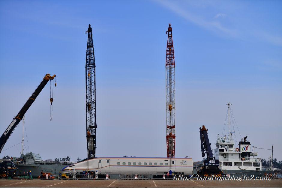 2014.04.13北陸新幹線金沢港到着3