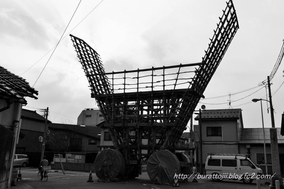 2014.04.16七尾青柏祭の屋台骨3