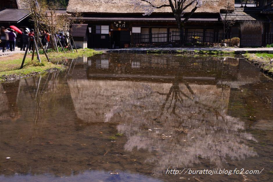 2014.04.23白川郷萩町中央付近7