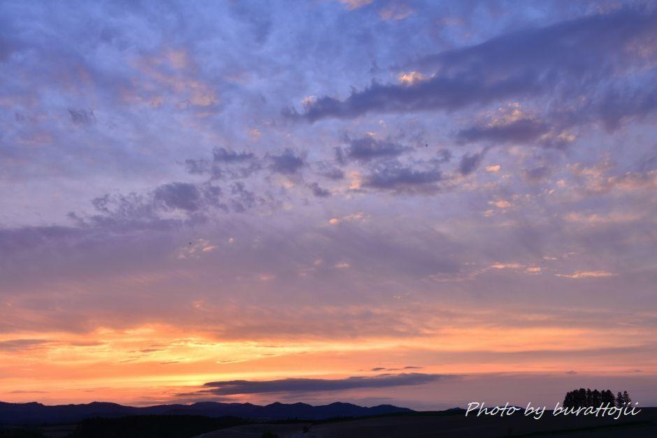 10.2014.06.07.19.02深川方向に沈む夕日