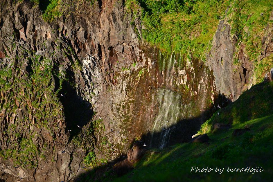 2014.06.13フレペの滝と羅臼岳2