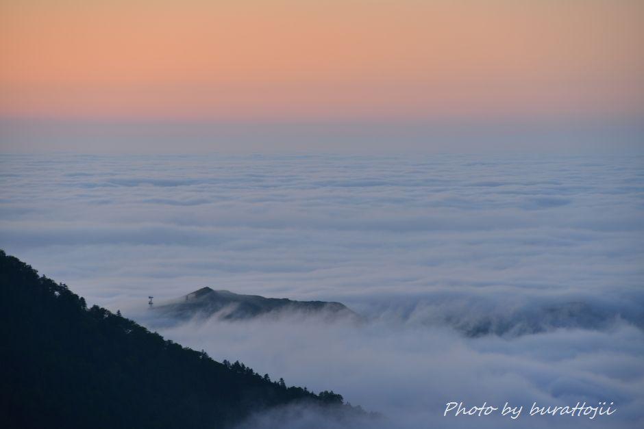 2014.06.23.19.20斜里岳方向