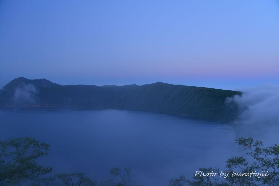 2014.06.24摩周湖滝霧3