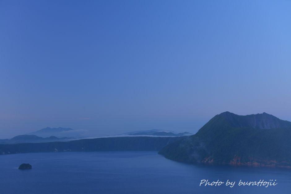 2014.06.24摩周湖滝霧2