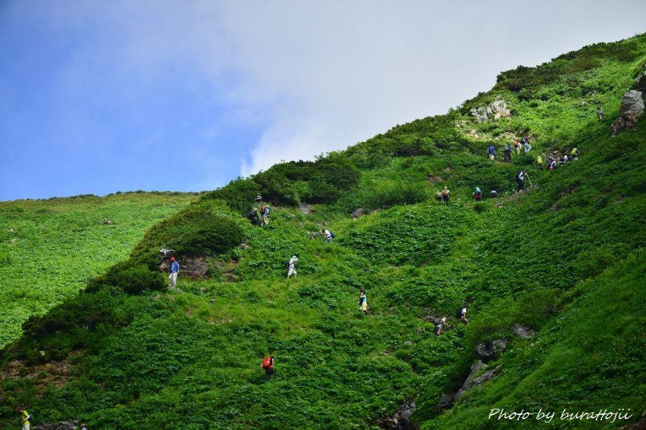 2014.07.21白山登山13