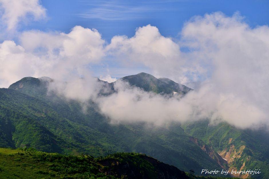 2014.07.21白山登山5