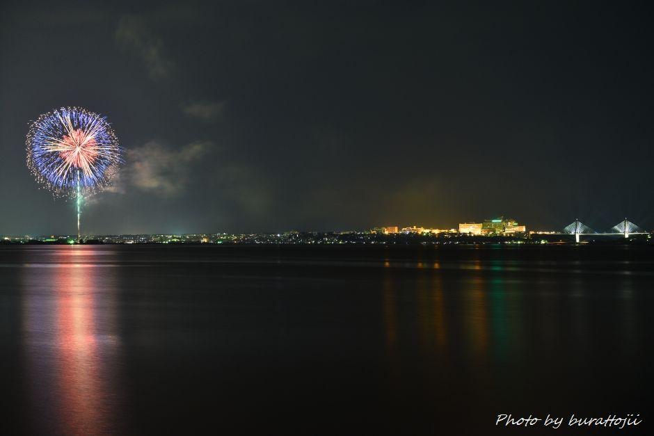 2014.07.26内灘花火2