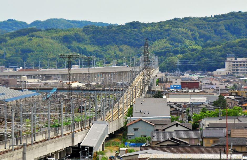 2014.08.05北陸新幹線W7系試験走行開始14