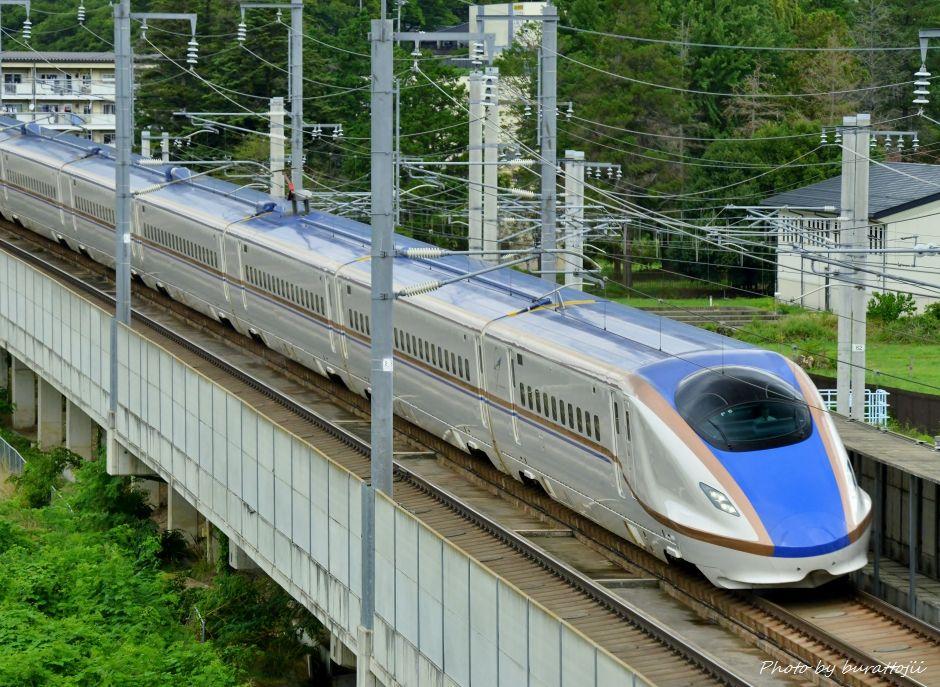 2014.08.15長野新幹線1