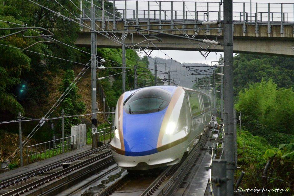 2014.08.16長野新幹線安中榛名駅5