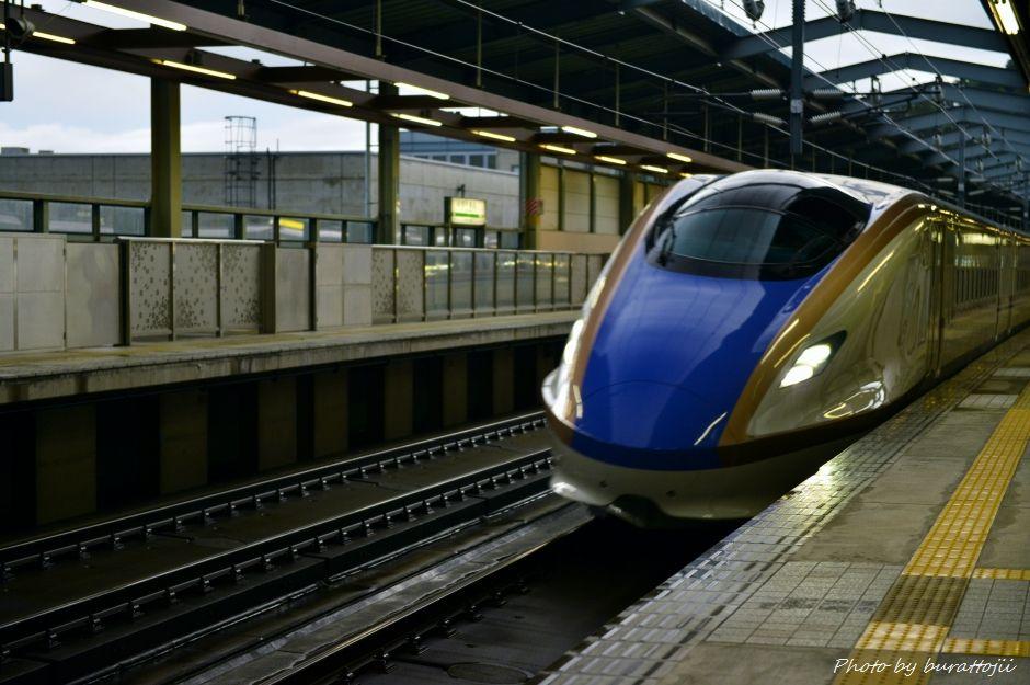2014.08.16長野新幹線安中榛名駅2