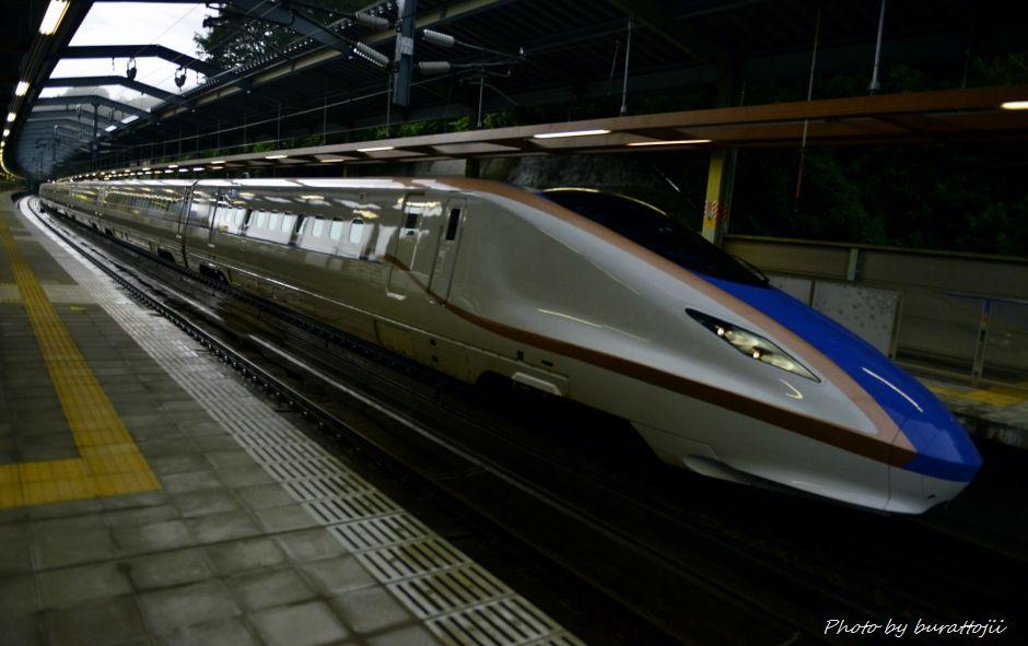 2014.08.16長野新幹線安中榛名駅1