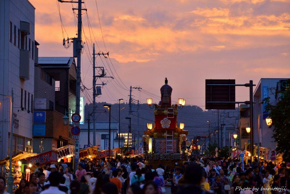 2014.08.17渋川山車まつり11