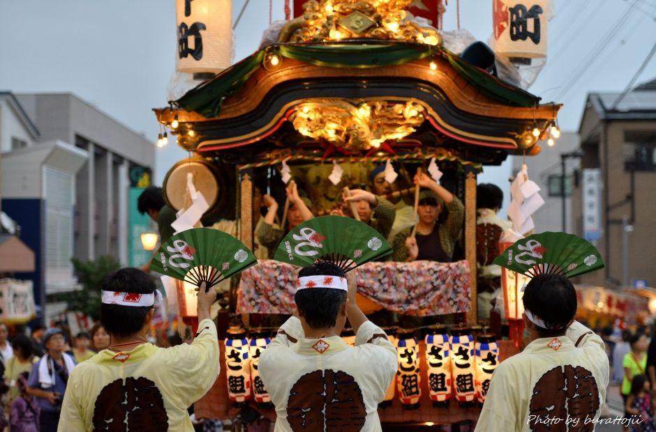 2014.08.17渋川山車まつり8