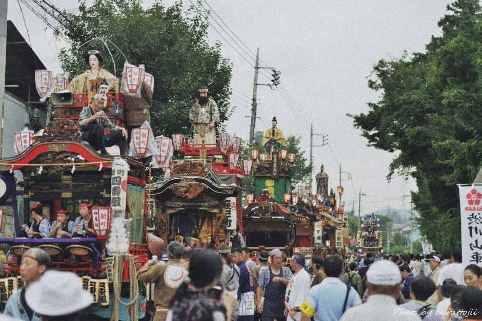 2014.08.17渋川山車まつり6