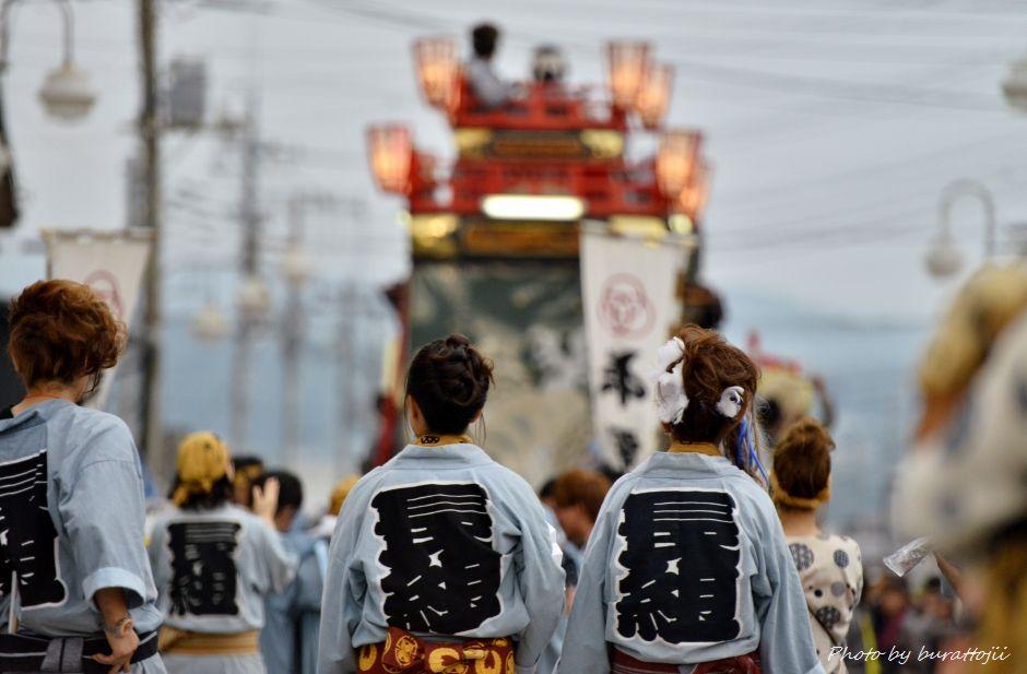 2014.08.17渋川山車まつり7