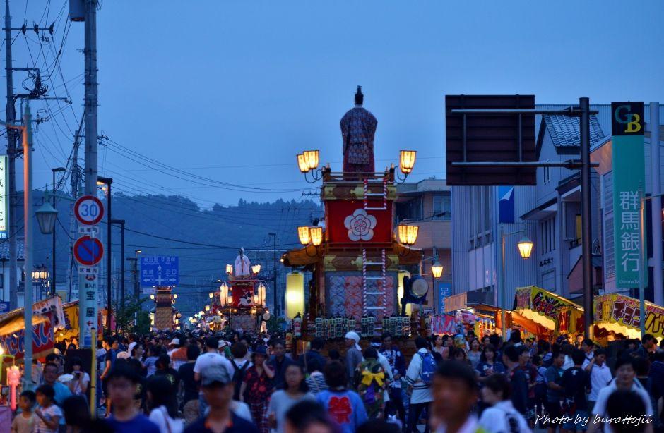 2014.08.17渋川山車まつり10