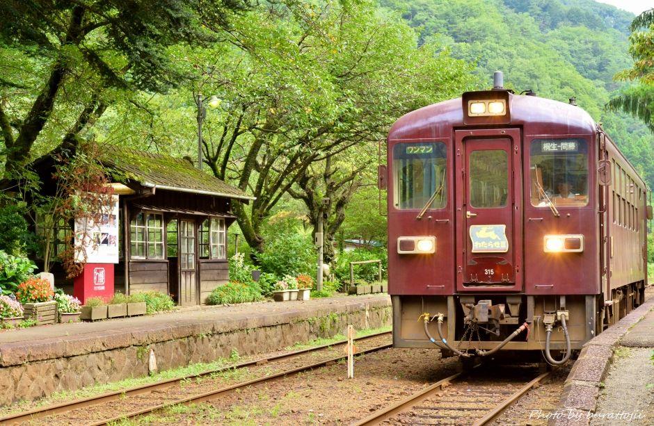 2014.08.18わたらせ渓谷鉄道3