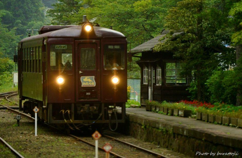 2014.08.18わたらせ渓谷鉄道1