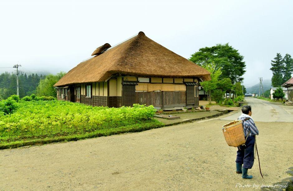 2014.08.19大内宿2