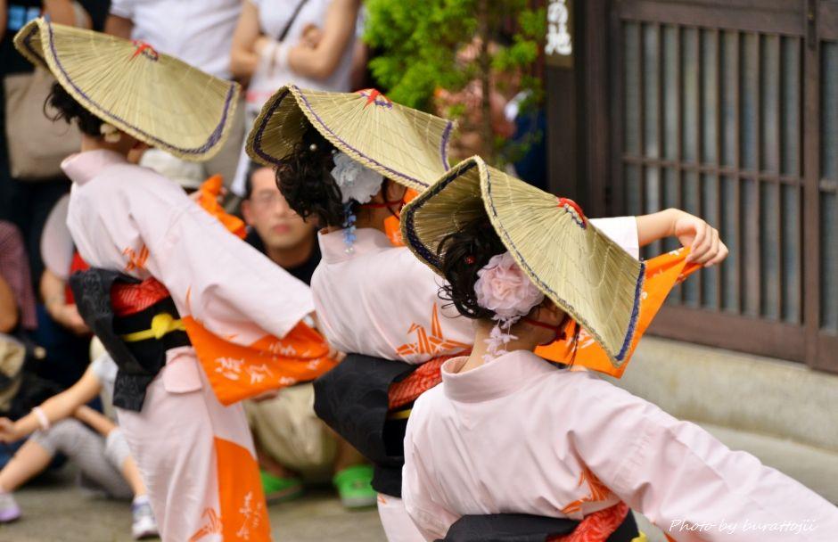 2014.09.02おわら風の盆_昼9