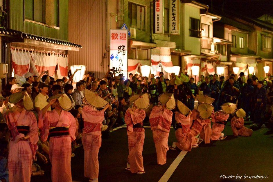 2014.09.02おわら風の盆_夜11