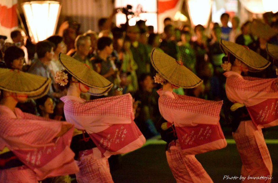 2014.09.02おわら風の盆_夜10