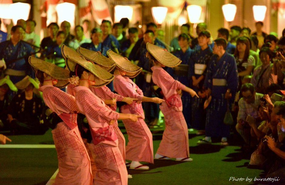 2014.09.02おわら風の盆_夜9