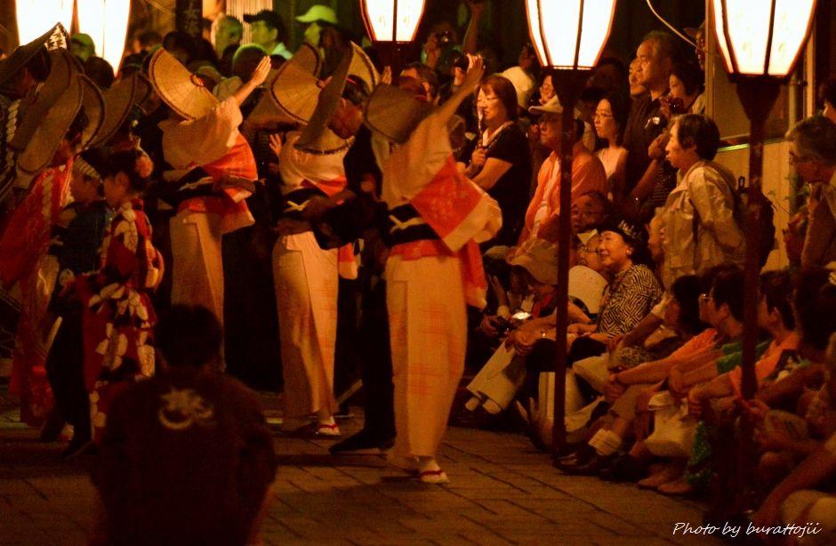 2014.09.02おわら風の盆_夜5