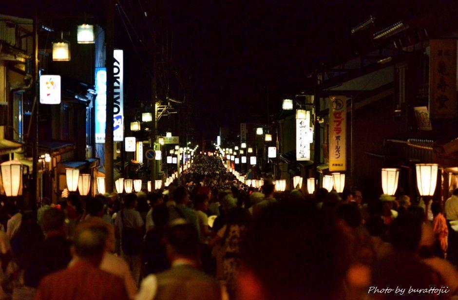 2014.09.02おわら風の盆_夜4