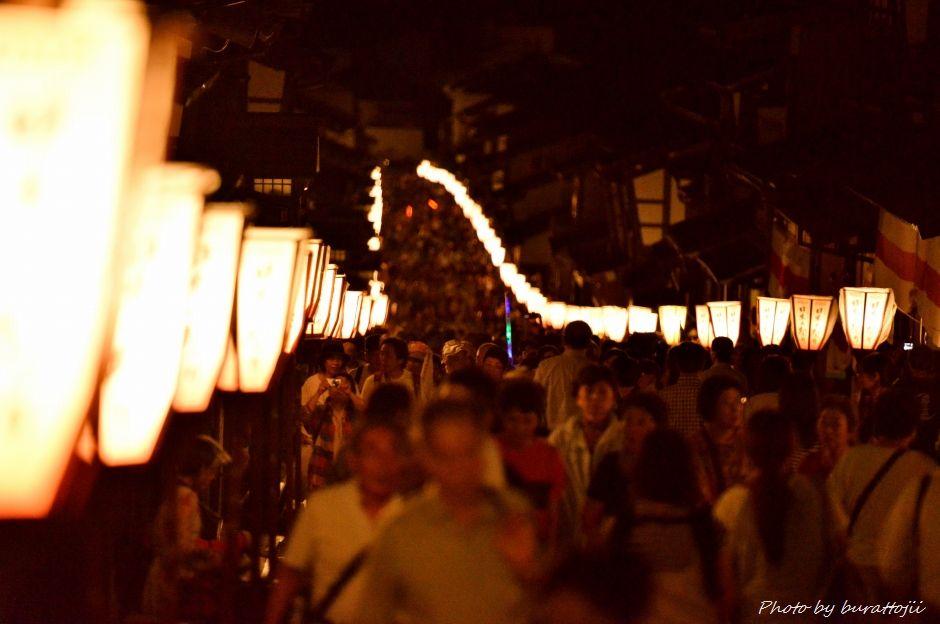 2014.09.02おわら風の盆_夜2