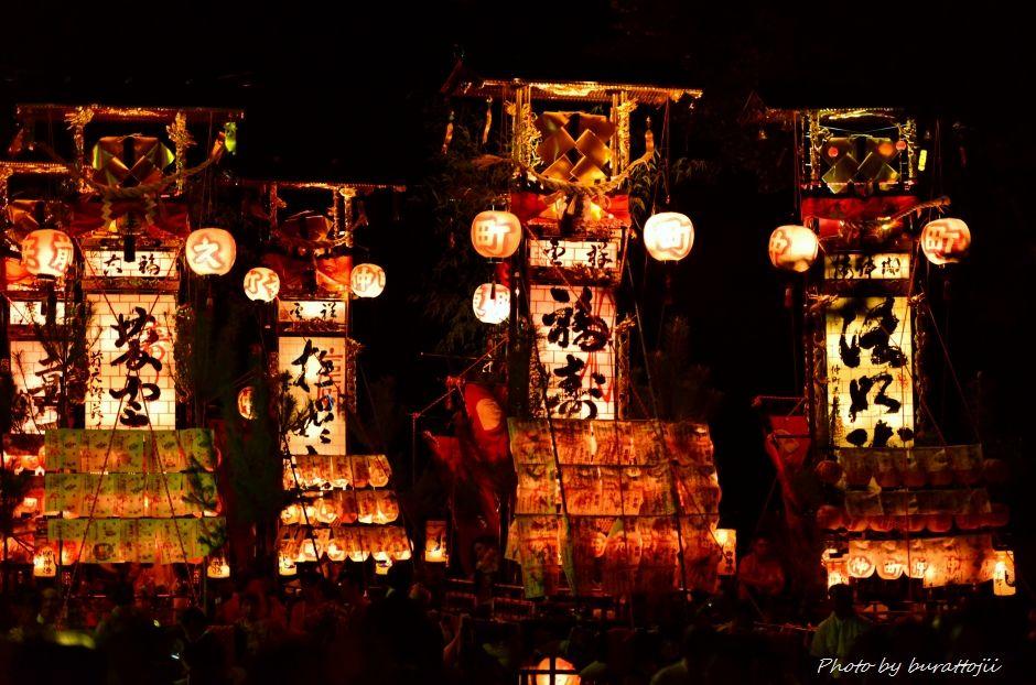 2014.09.11蛸島キリコ祭りの夜18