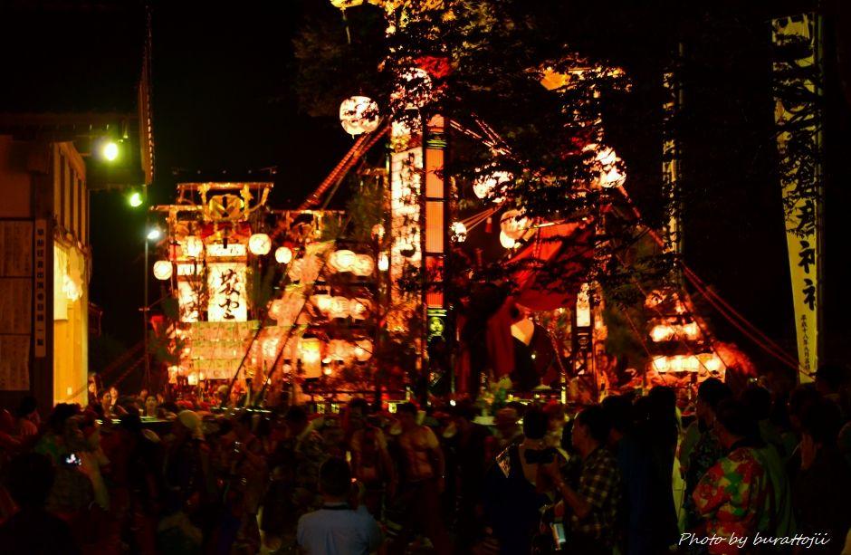 2014.09.11蛸島キリコ祭りの夜16