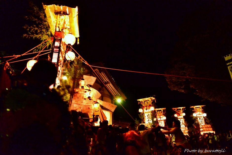 2014.09.11蛸島キリコ祭りの夜13