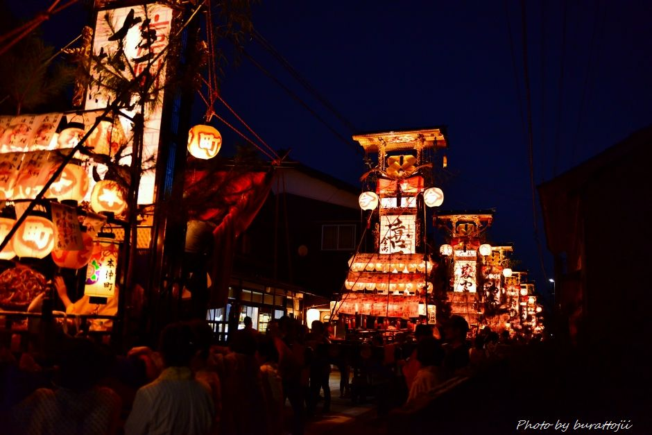 2014.09.11蛸島キリコ祭りの夜7