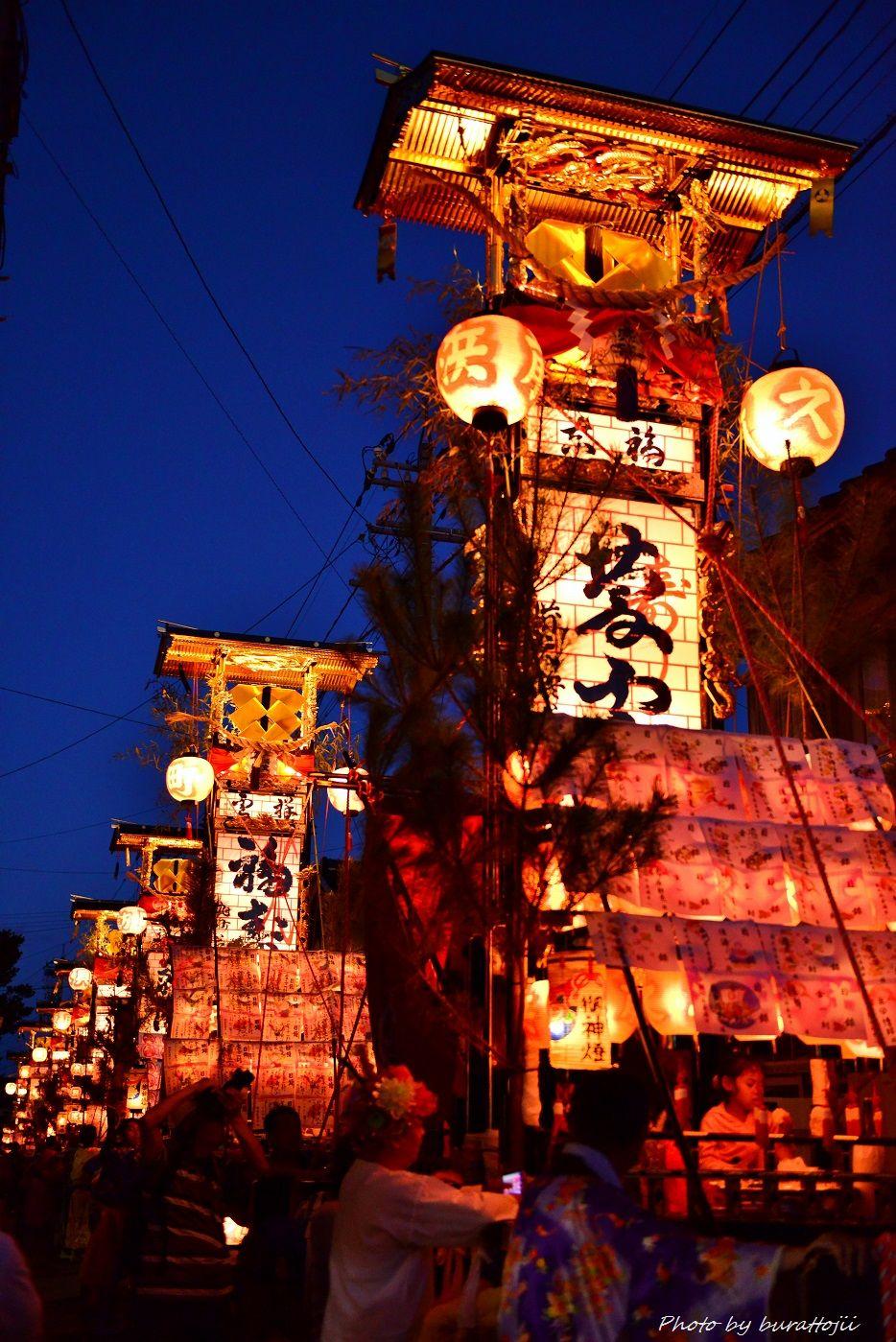 2014.09.11蛸島キリコ祭りの夜5