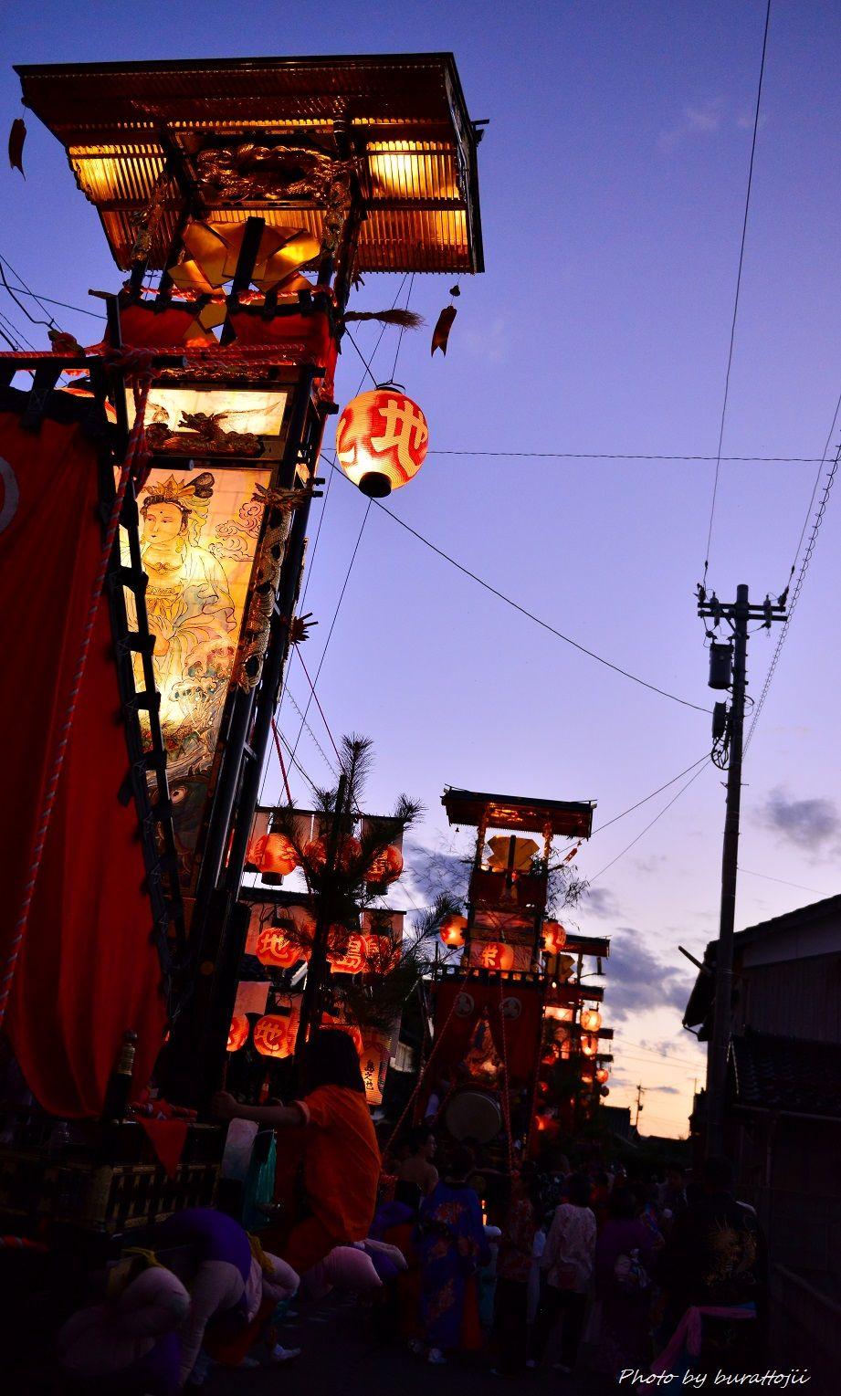 2014.09.11蛸島キリコ祭りの夜3