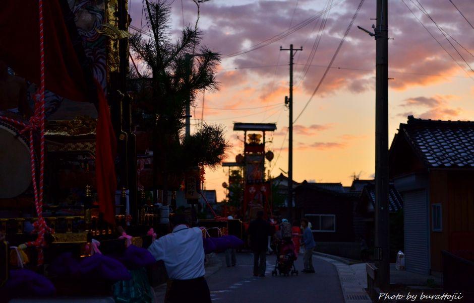 2014.09.11蛸島キリコ祭りの夜1