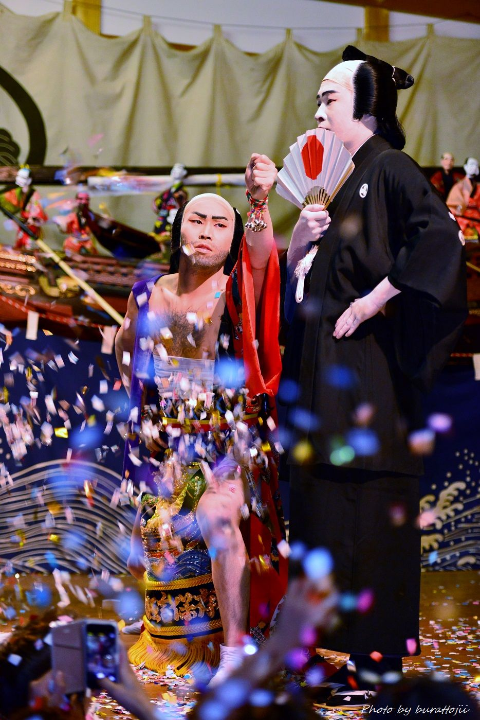 2014.09.11蛸島キリコ祭り早船狂言9