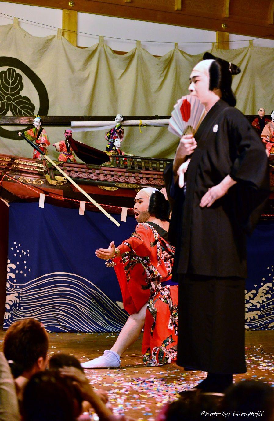 2014.09.11蛸島キリコ祭り早船狂言7