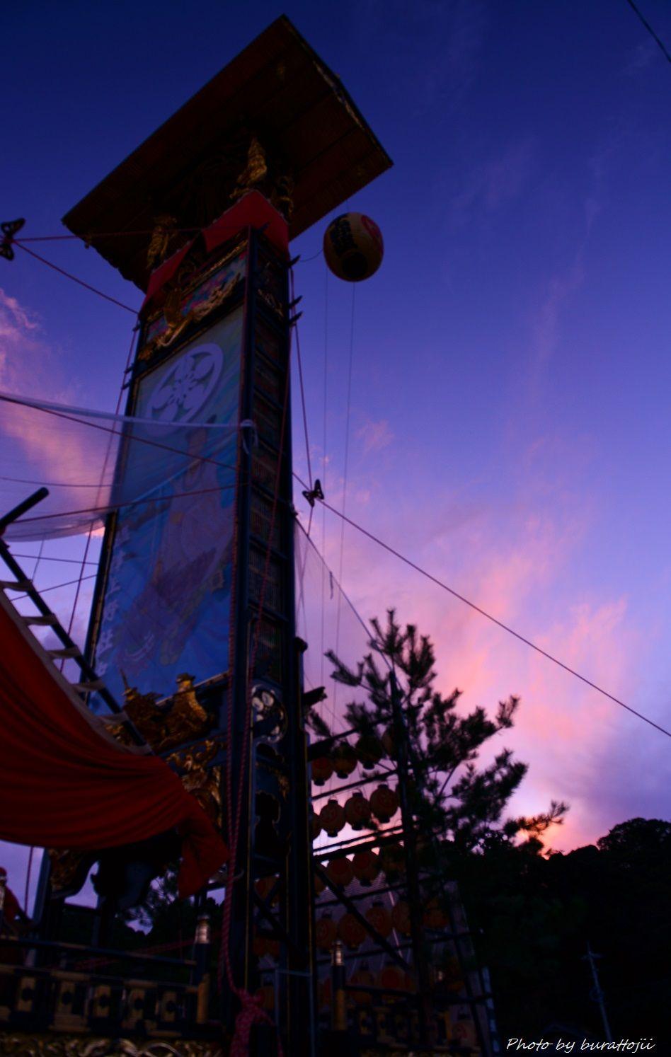 2014.09.13寺家キリコ祭り4