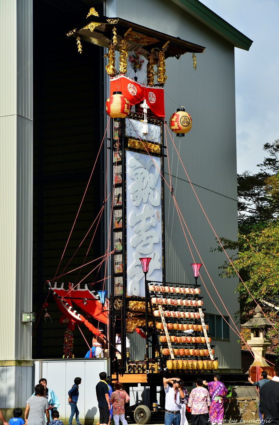2014.09.14寺家キリコ祭り19