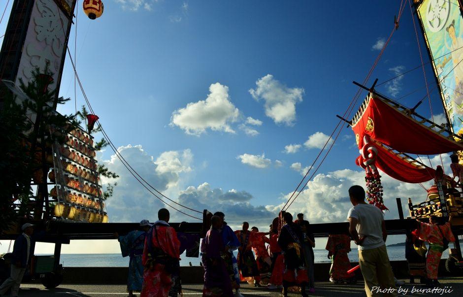 2014.09.14寺家キリコ祭り12