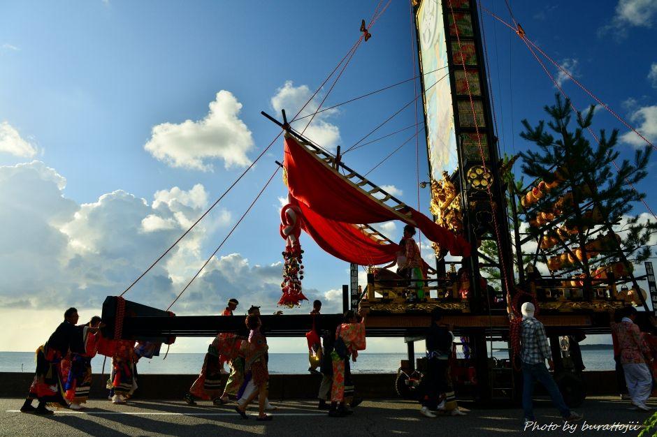 2014.09.14寺家キリコ祭り11