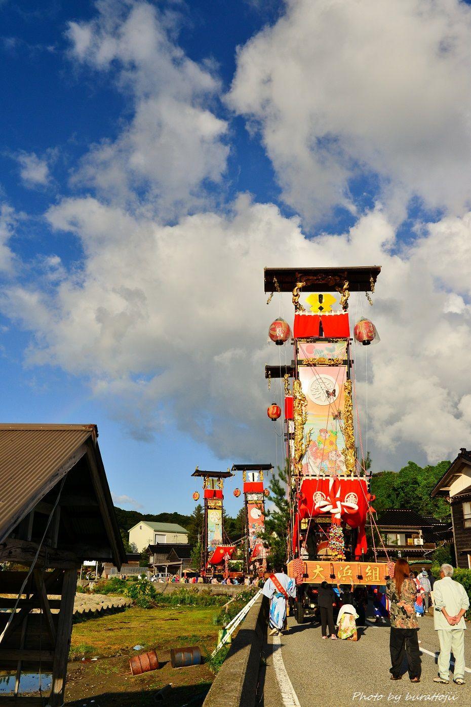 2014.09.14寺家キリコ祭り9