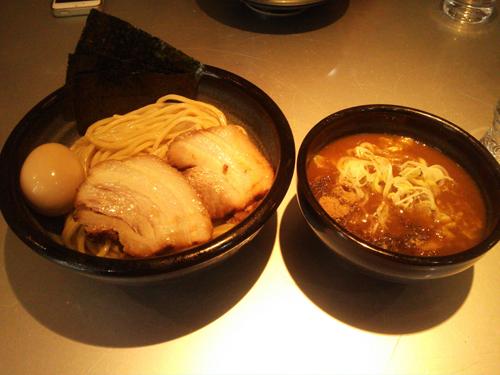 豚骨一燈特製つけ麺