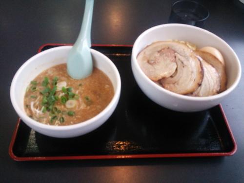 なか邑つけ麺
