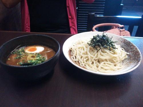 青山つけ麺